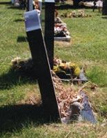 Unstable Headstone