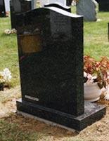 Secure Headstone
